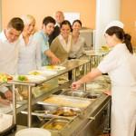 Zulieferer von Menü-Komponenten für Kantinen und Betriebsrestaurants
