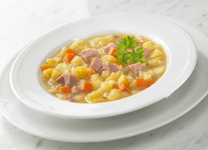 Swede stew with meat