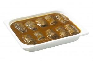 Rouladen in der Gastronorm-Schale