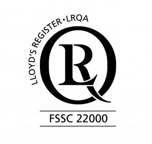Zertifiziert nach FSSC 22000