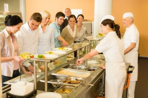 Provider of convenience products for canteens and company restaurants