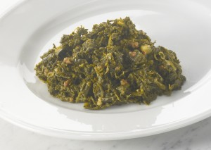 Green cabbage: A classical dish for the cold season